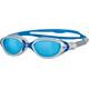 Zoggs Predator Flex Goggle Pearl/Blue/Tint
